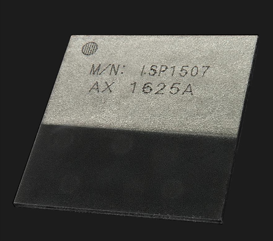 At 8x8x1 mm, we believe this is the smallest Bluetooth Low Energy module on the market.
